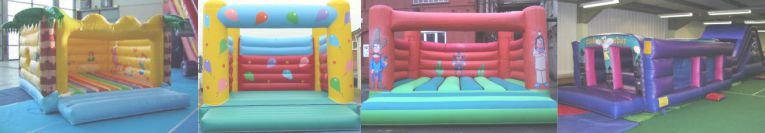 Bouncy Castle & Inflatable PIPA & RPII Testing in Wiltshire